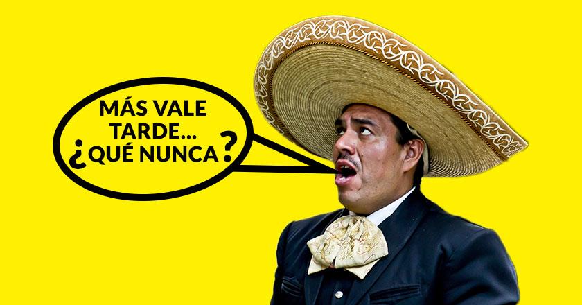 Frases muy mexicanas en inglés