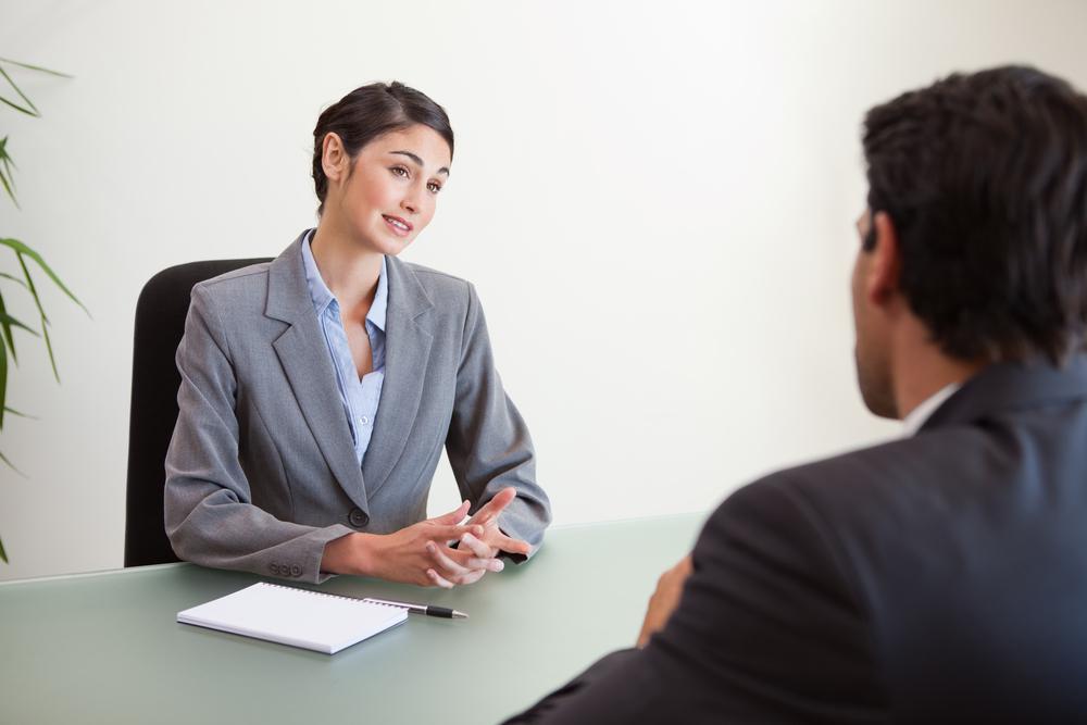 Las frases que debes decir durante una entrevista de trabajo